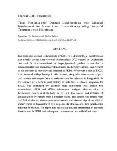 abstract-post-kala-azar-dermal-leishmaniasis-with-mucosal-involvement-an-unusual-case-presentation-including-successful-treatment-with-mil-dr-mohammad-abdus-salam